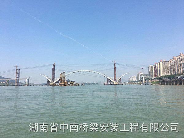 广西梧州西江四桥